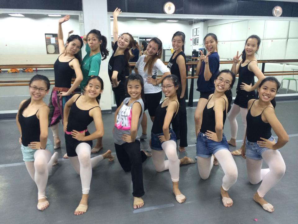 Veron Shen Of Funky Dance Academy In Singapore.